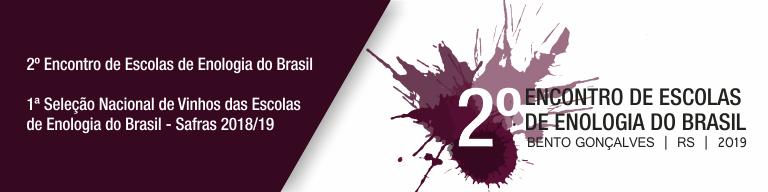 2º Encontro de Escolas de Enologia do Brasil