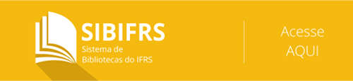 Acesse o sistema de Bibliotecas do IFRS.