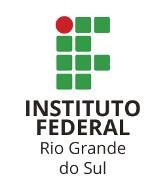 Marca do Instituto Federal do Rio Grande do Sul