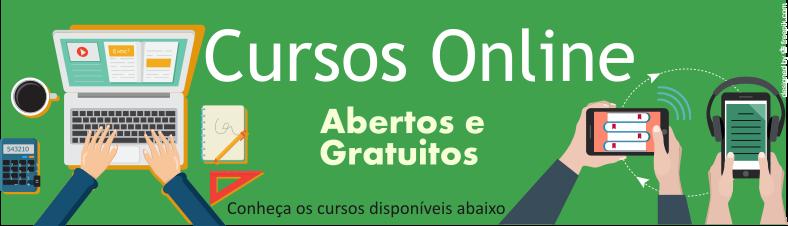 Cursos Online, Abertos e Gratuitos