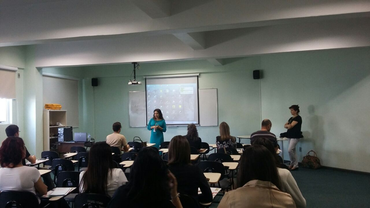 Encontro no Campus Bento Gonçalves