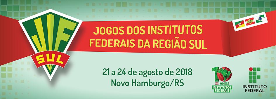 Jogos dos Institutos Federais da Região Sul