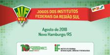 Jogos dos Institutos Federais da região sul 2018