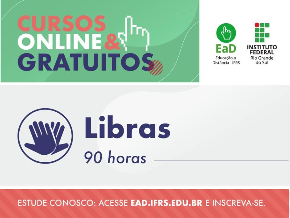 Curso De Libras A Distancia E Gratuito E Ofertado Pelo Ifrs Instituto Federal Do Rio Grande Do Sul